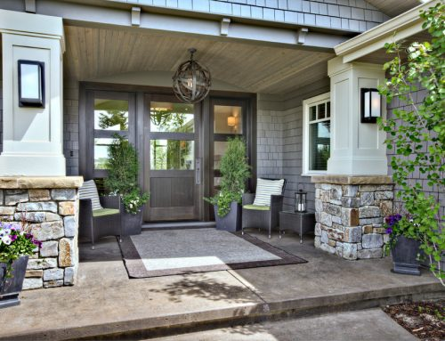 Curb Appeal… First Impressions