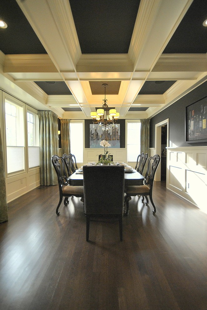 Why You Should Paint Your Ceiling Black! - SHANNON HOUFF