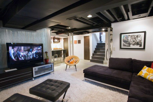 Why You Should Paint Your Ceiling Black Shannon Houff